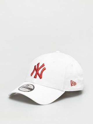 u0160iltovka New Era 9Forty New York Yankees ZD (white)