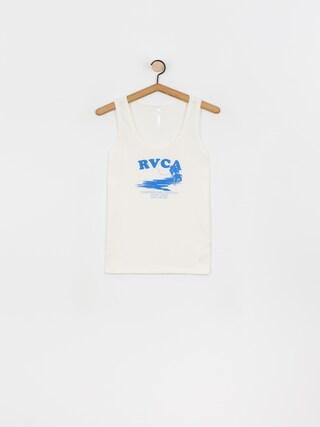Triu010dko RVCA Postcard Wmn (vintage white)