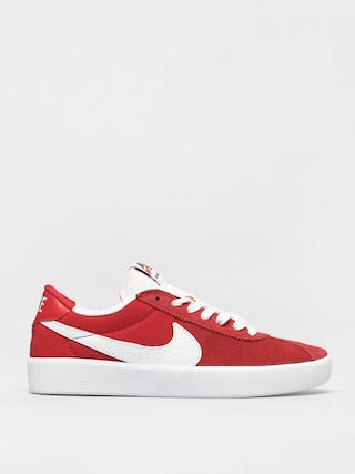 Topu00e1nky Nike SB Bruin React (university red/white university red)