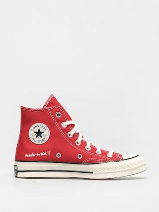 Tenisky Converse Chuck 70 Hi (red)