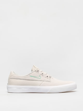Topu00e1nky Nike SB Shane (summit white/lucky green university gold)