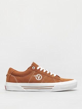 Topu00e1nky Vans Skate Sid (pumpkin/white)