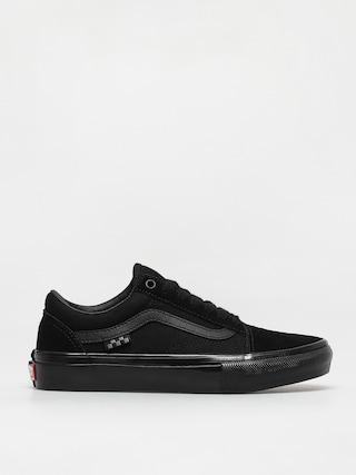 Topu00e1nky Vans Skate Old Skool (black/black)