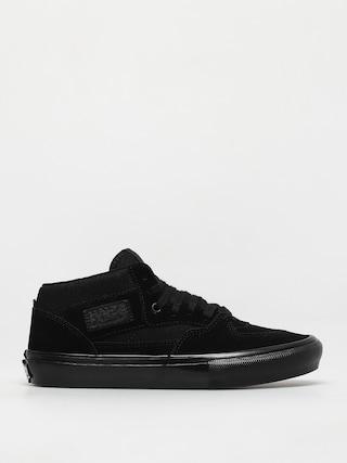 Topu00e1nky Vans Skate Half Cab (black/black)