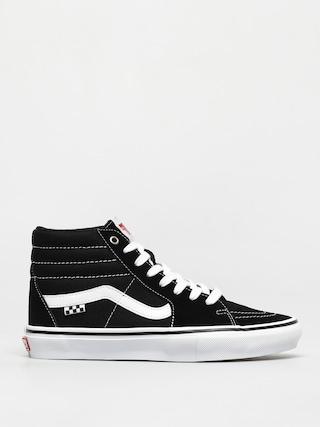 Topu00e1nky Vans Skate Sk8 Hi (black/white)