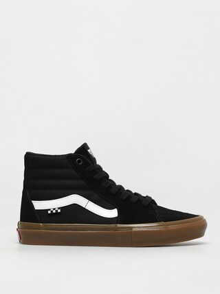 Topu00e1nky Vans Skate Sk8 Hi (black/gum)