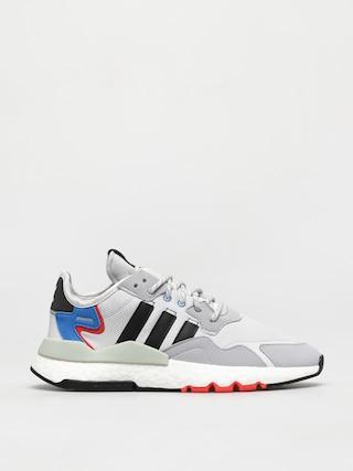 Topu00e1nky adidas Originals Nite Jogger (dshgry/cblack/halsil)