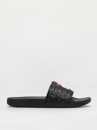 u0160u013eapky Fila Baywalk Slipper (black)