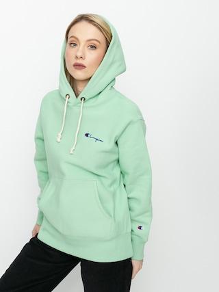 Mikina s kapucňou Champion Sweatshirt HD 113150 Wmn (hml)