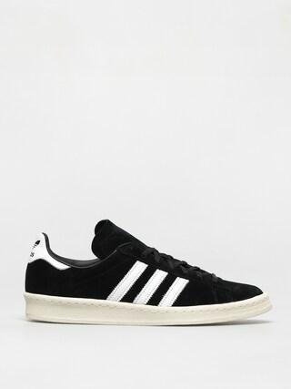Topu00e1nky adidas Originals Campus 80S (cblack/ftwwht/owhite)