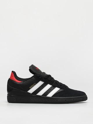 Topu00e1nky adidas Busenitz (cblack/ftwwht/vivred)