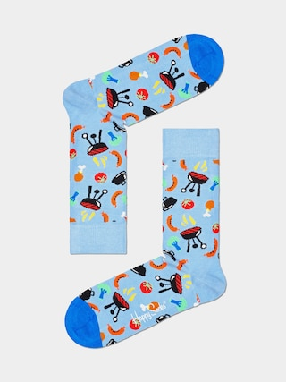 Ponou017eky Happy Socks Barbeque (blue)