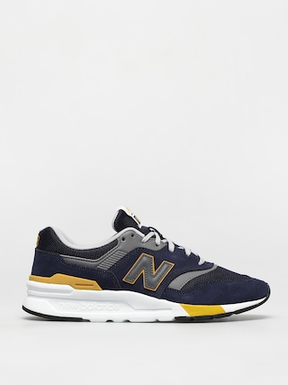 Topu00e1nky New Balance 997 (black/gold)