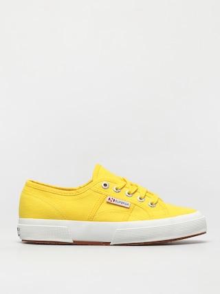 Topu00e1nky Superga 2750 Cotu Classic Wmn (yellow/sunflower)