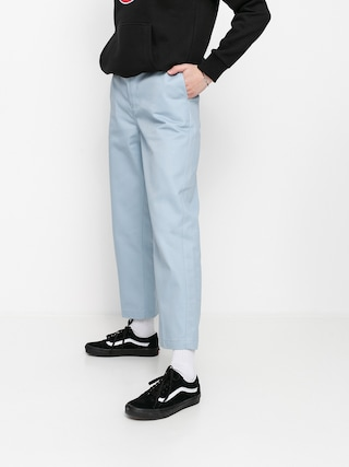 Nohavice Dickies 874 Cropped Wmn (fog blue)