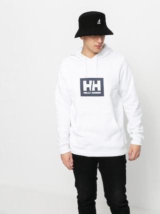 Mikina s kapucu0148ou Helly Hansen Box HD (white)