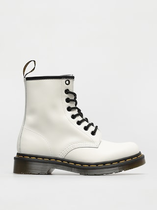 Topu00e1nky Dr. Martens 1460 Wmn (white smooth)