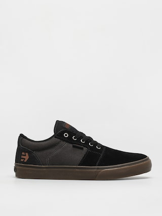 Topu00e1nky Etnies Barge Ls (black/gum/dark grey)