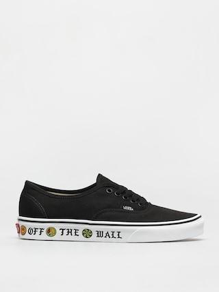 Topánky Vans Authentic (sidewall otw/black)