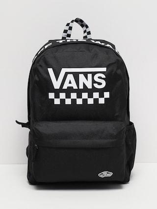 Batoh Vans Street Sport Realm Wmn (black/white checkerboard)