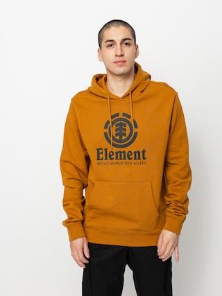 Mikina s kapucu0148ou Element Vertical HD (goldenbrown)