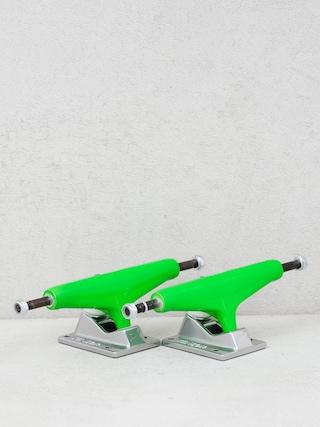 Trucky Tensor Alum Mirror (safety green/raw)