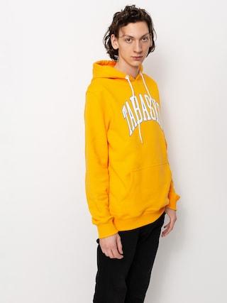 Mikina s kapucu0148ou Tabasko College HD (orange)
