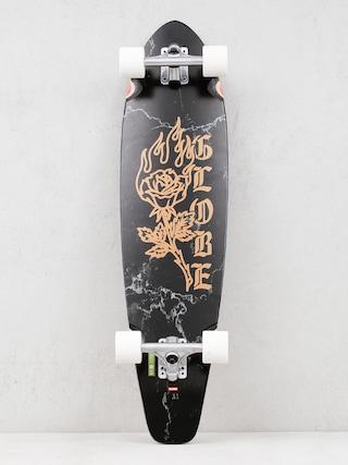 Longboard Globe The All Time (black rose)