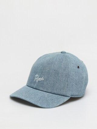 u0160iltovka RVCA Staple Dad Hat ZD (washed denim)