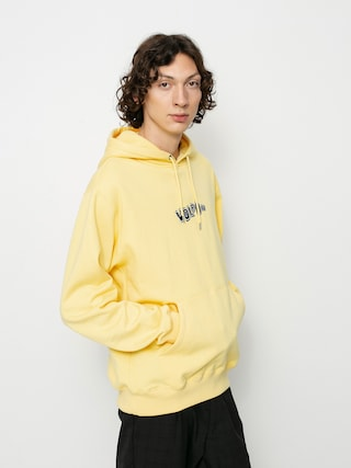 Mikina s kapucňou Volcom Stone Supply HD (dawn yellow)