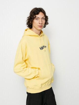 Mikina s kapucu0148ou Volcom Stone Supply HD (dawn yellow)