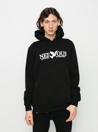 Mikina s kapucu0148ou Nervous Classic HD (black)
