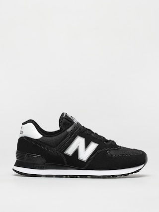 Topu00e1nky New Balance 574 (black/white)