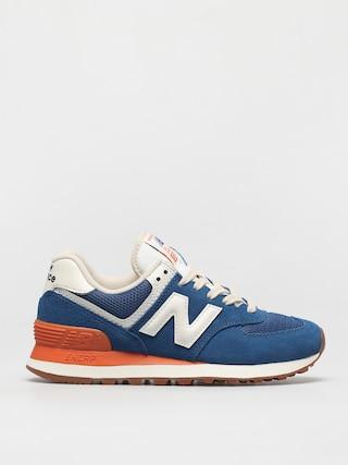 Topánky New Balance 574 Wmn (blue)