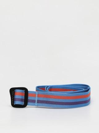 Opasok Patagonia Friction (fitz roy belt stripe/andes blue)