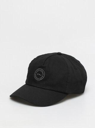 u0160iltovka Globe Full Circle Cap ZD (washed black)