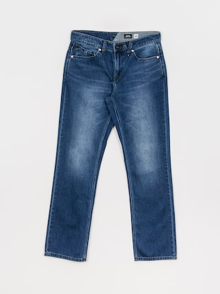 Nohavice Volcom Solver Denim (country faded hemp)