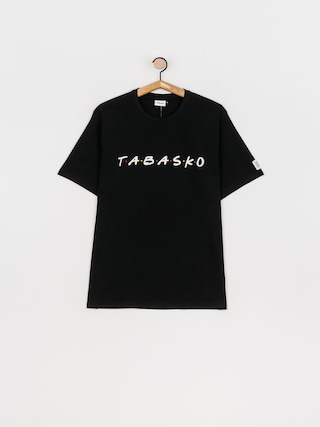 Tričko Tabasko Friends (black)