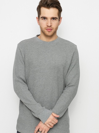 Triko RVCA Day Shift Thermal (grey noise)