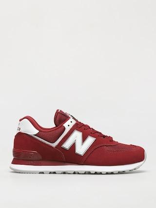 Topánky New Balance 574 (scarlet)
