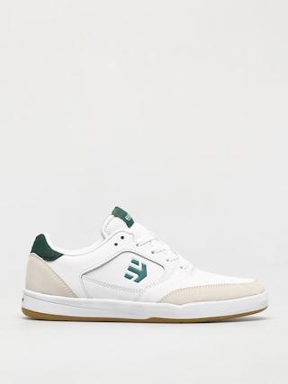 Topu00e1nky Etnies Veer (white/green)
