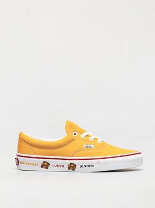Topánky Vans Era (sidewall print saffron/meals)