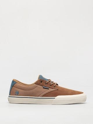 Topu00e1nky Etnies Jameson Vulc (brown/blue)