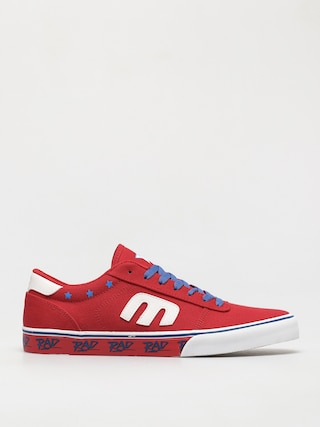 Topu00e1nky Etnies Calli Vulc X Rad (red/white/blue)