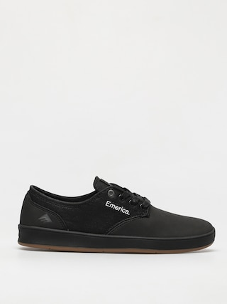 Topu00e1nky Emerica The Romero Laced (black raw)