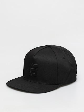 u0160iltovka Etnies Icon Snapback ZD (black/black)