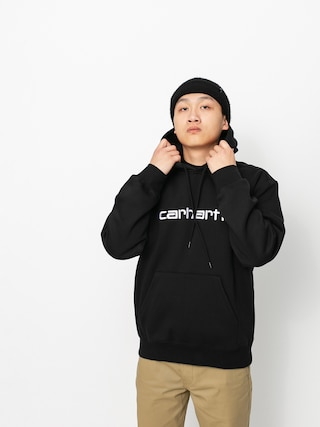 Mikina s kapucňou Carhartt WIP Sweat HD (black)