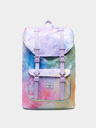 Batoh Herschel Supply Co. Little America Mid (pastel tie dye)