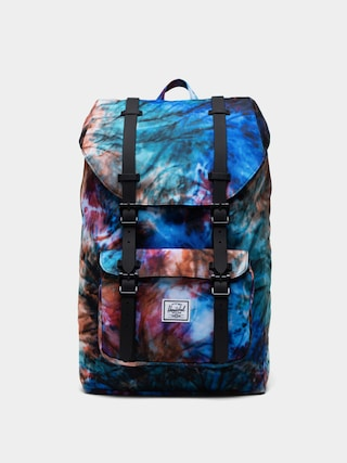 Batoh Herschel Supply Co. Little America Mid (summer tie dye)