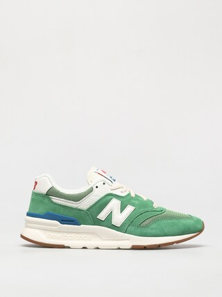 Topu00e1nky New Balance 997 (green/gold)